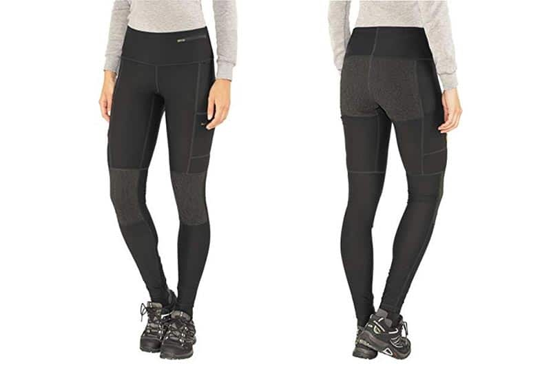 Details about  /Fjallraven Abisko Trekking Tights Womens Pants Walking Black All Sizes